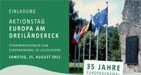 35 Jahre Europa Denkmal in Lieler - Ouren