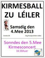 Kirmes zu Lieler 2013
